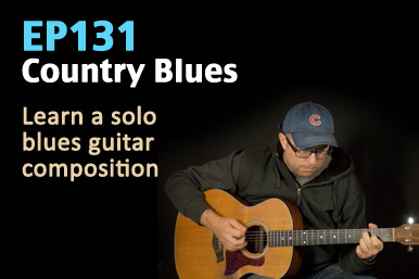 country blues guitar lesson