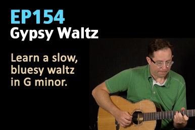 Gypsy Waltz Guitar Lesson