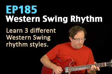 western swing style guitar lesson