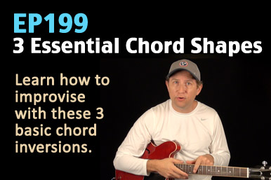 chord inversions guitar lesson