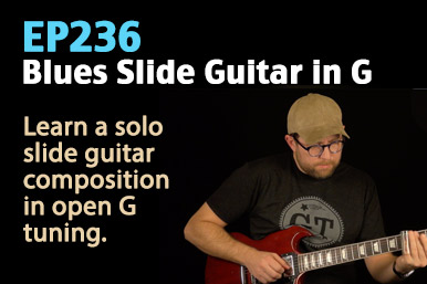 slide guitar lesson
