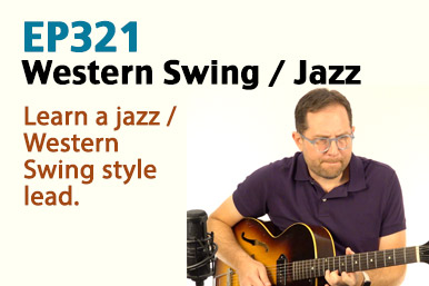 Western Swing Guitar Lesson