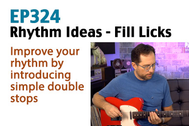 soulful rhythm guitar lesson