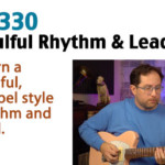 soulful gospel style guitar lesson
