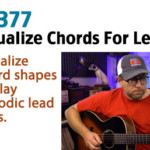 visual chord shapes guitar